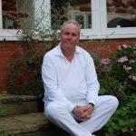 Mike Booth der Leiter von Aura-Soma
