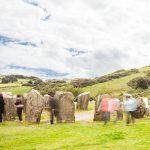 Mystischer Steinkreis in Irland